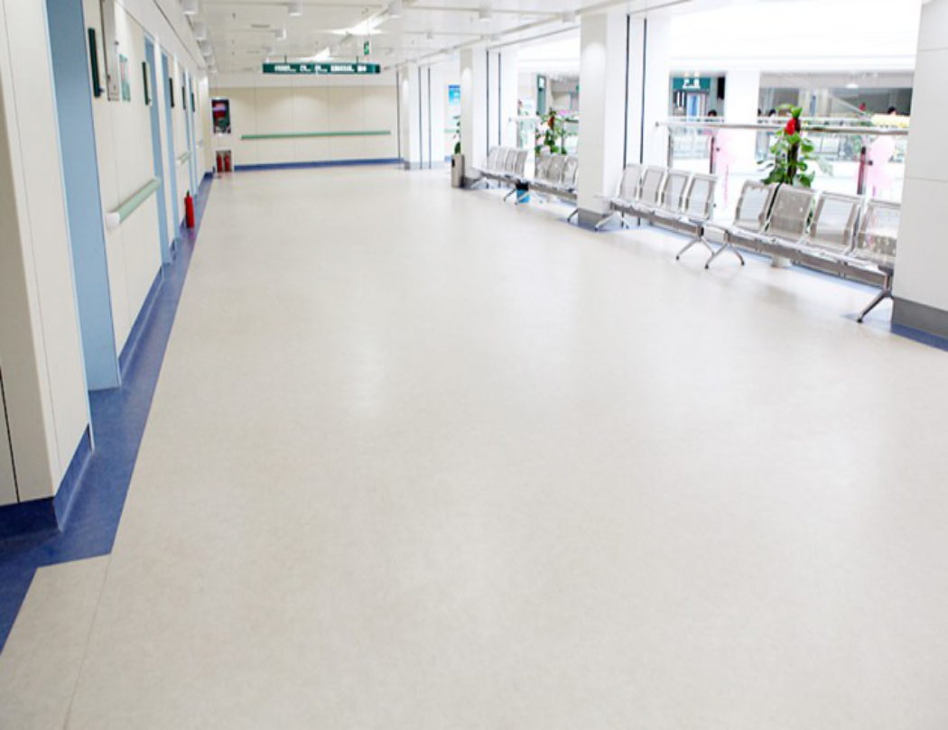 PVC医院地板