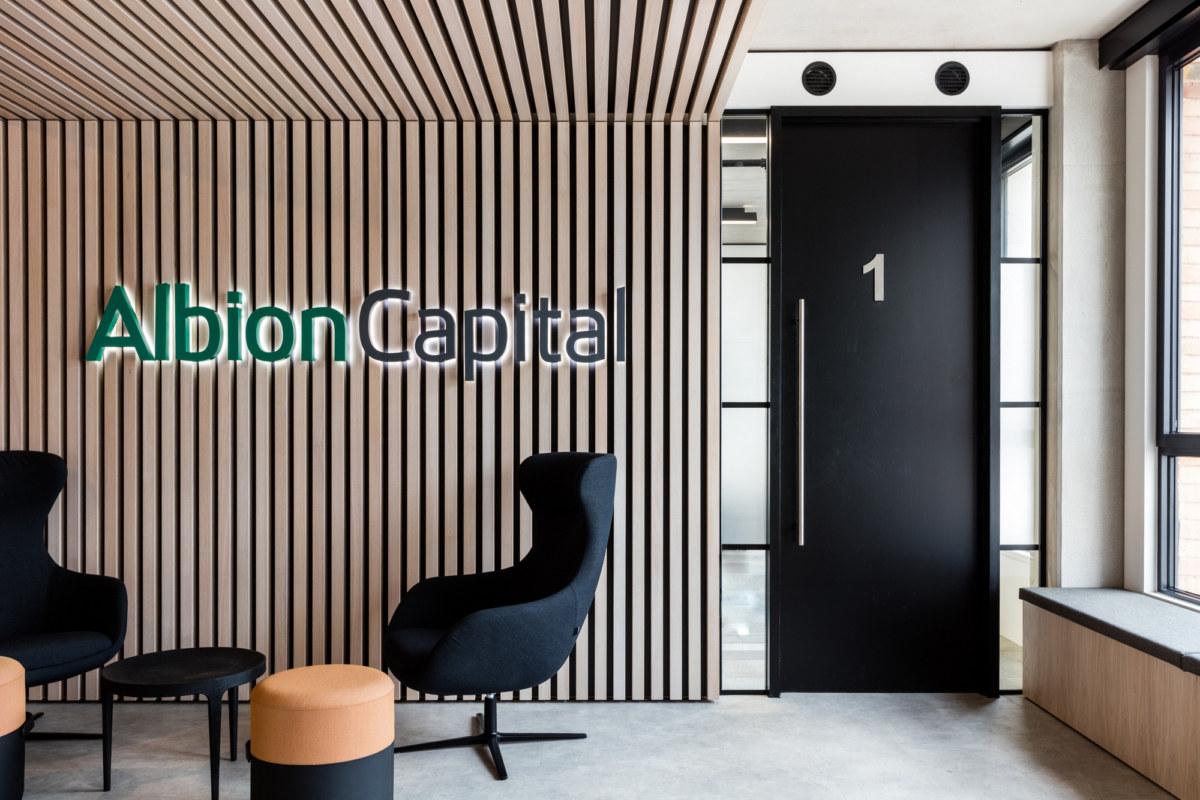 办公空间设计灵感