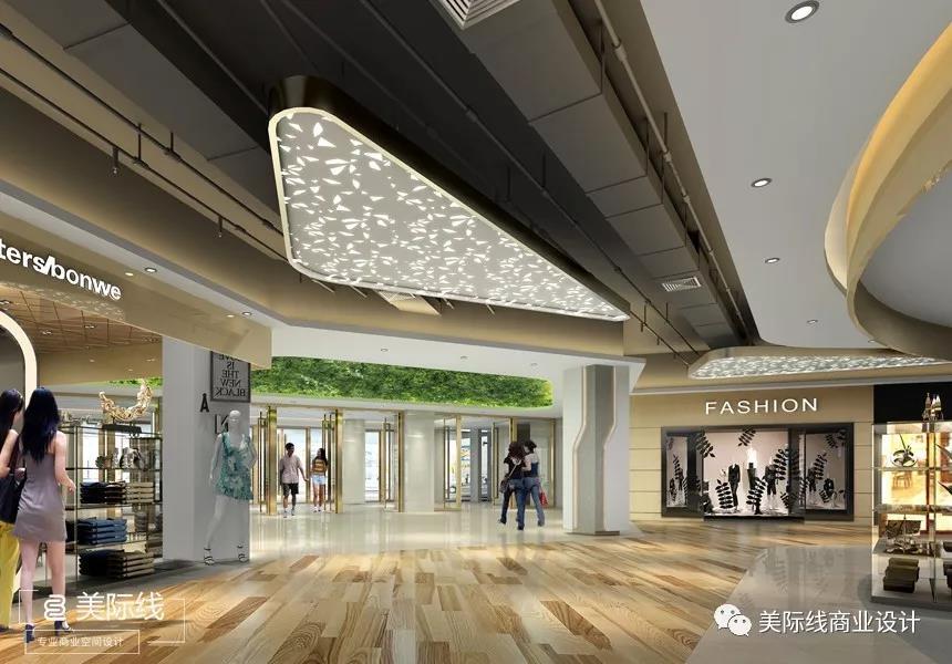 深圳生鲜超市的店面设计规范!-美际线商业设计有限公司