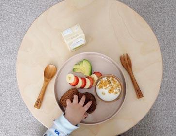 miniware学习宝宝碗-让宝贝开心自己吃饭