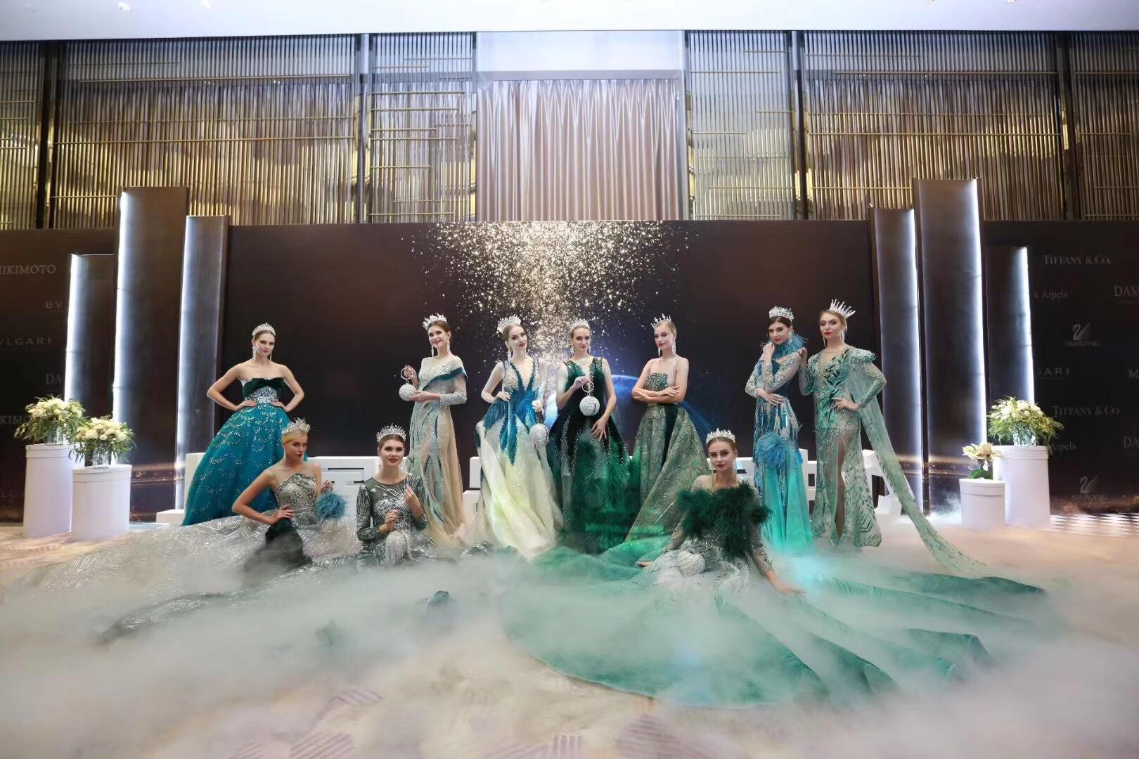 2018年上海珠宝城百人齐聚晚宴
