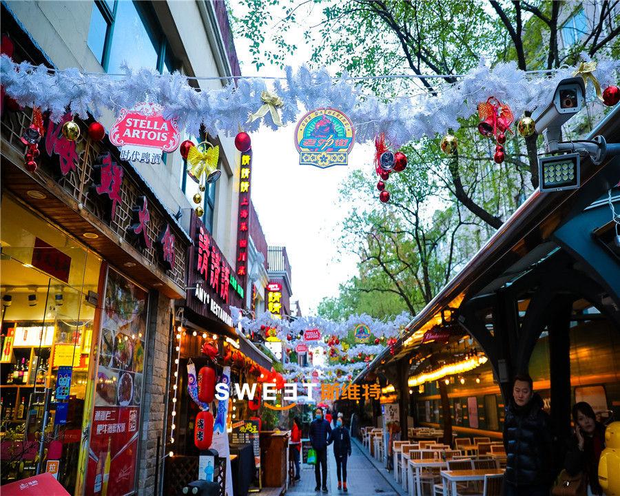 2018上海老外街双旦嘉年华活动
