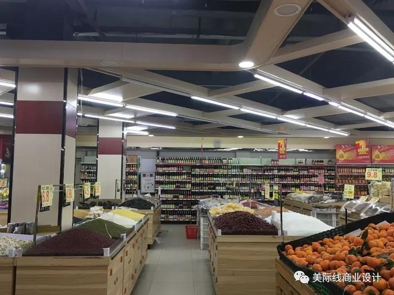 如何做好深圳生鲜超市设计的前期规划!-美际线商业设计有限公司