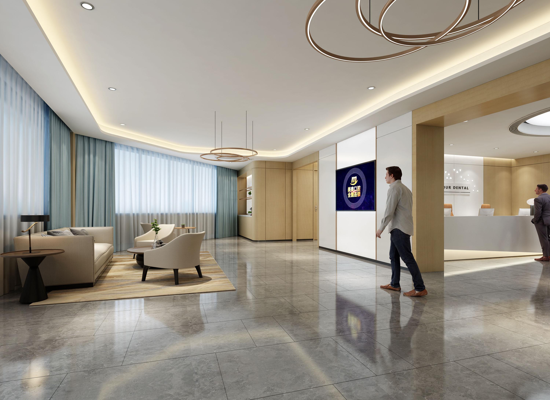 诊所休闲区设计
