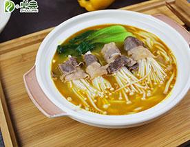 冬日里的酸湯,暖胃更暖心哦!