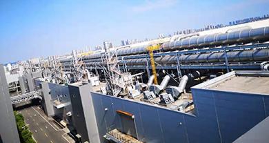 江苏某通风环境设备公司风管耐酸碱防腐处理