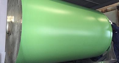 国内大型中德合资造纸有限公司烘缸防粘特氟龙处理