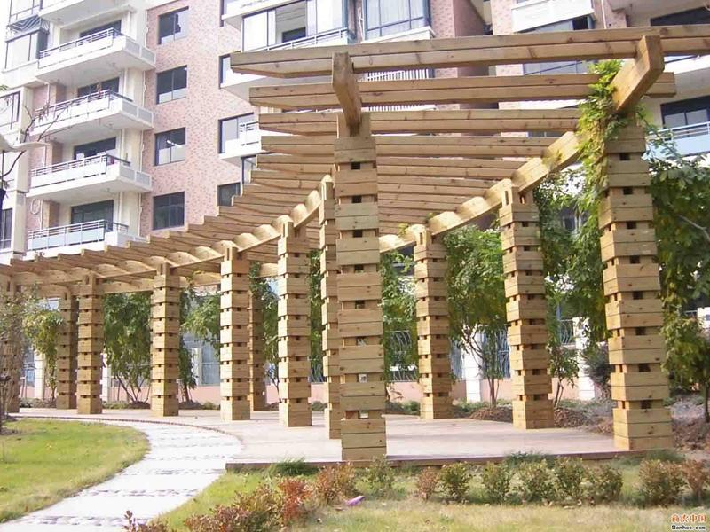 防腐木具备的优点有哪些