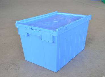 600-350斜插式物流箱