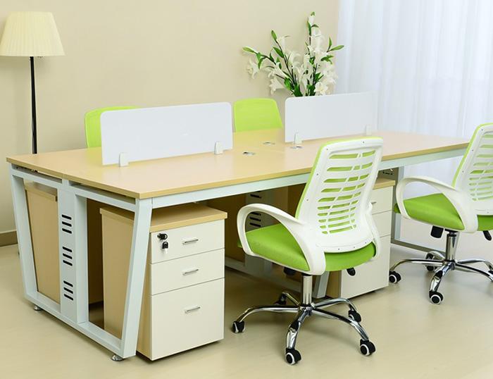 简约办公桌-GJ637