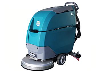 普力拓向大家介绍一下洗地机与扫地机的区别有多大!