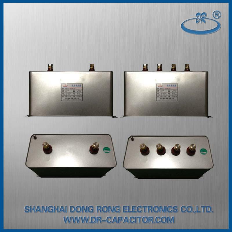 长方型自愈式低电压抑谐式电容器