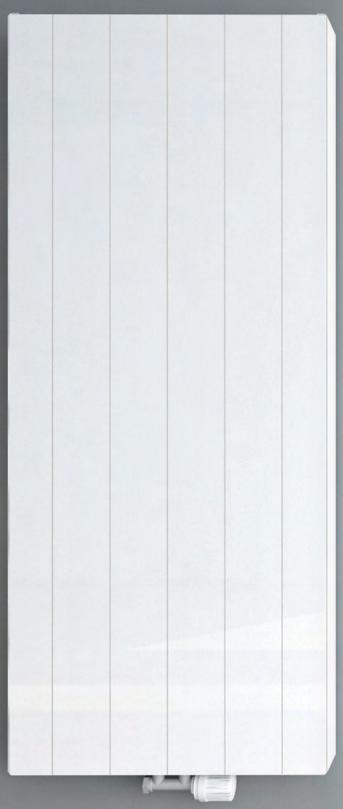 竖高型装饰型板式散热器