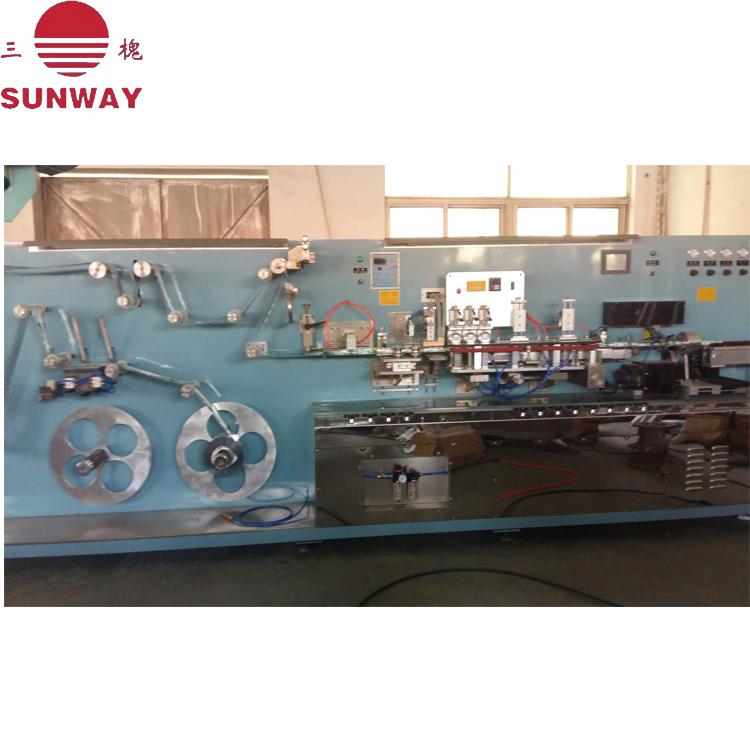 铝塑包装软管生产机器