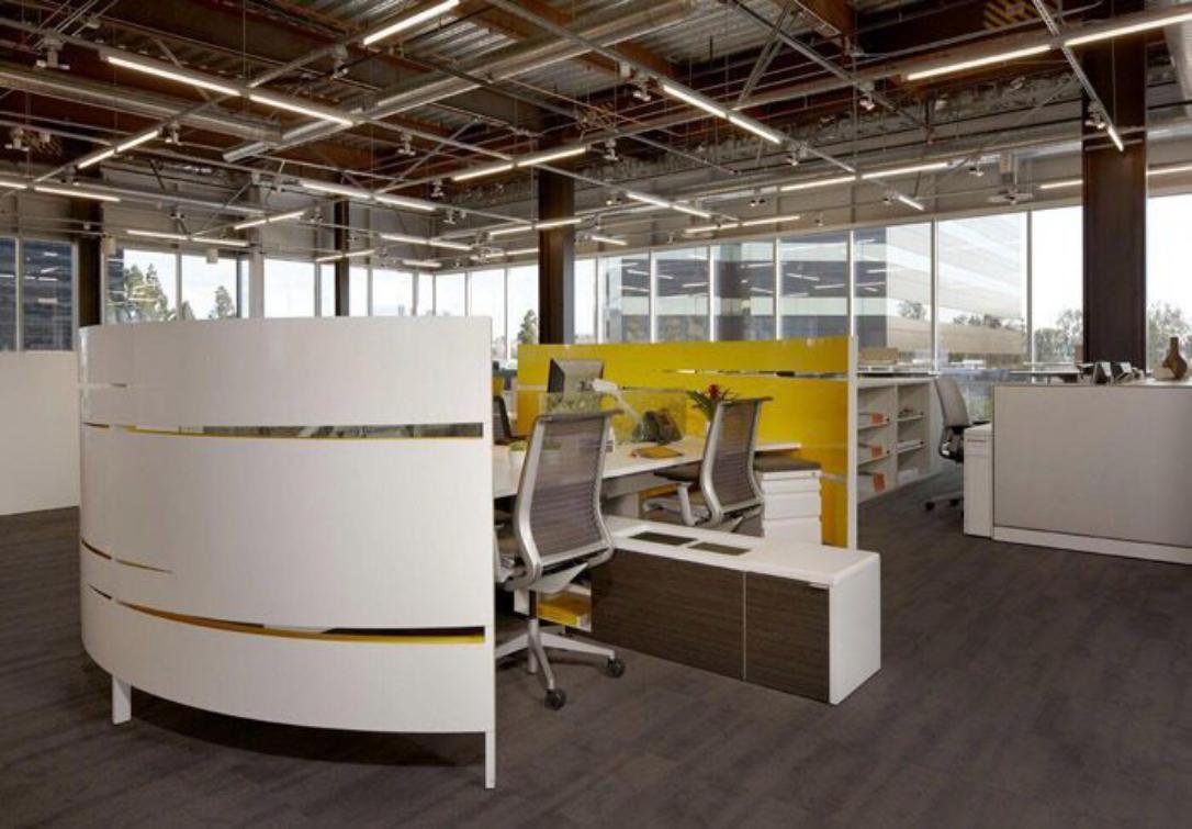 办公地毯-前台