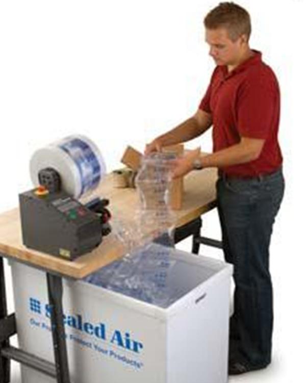 气枕填充保护包装系统