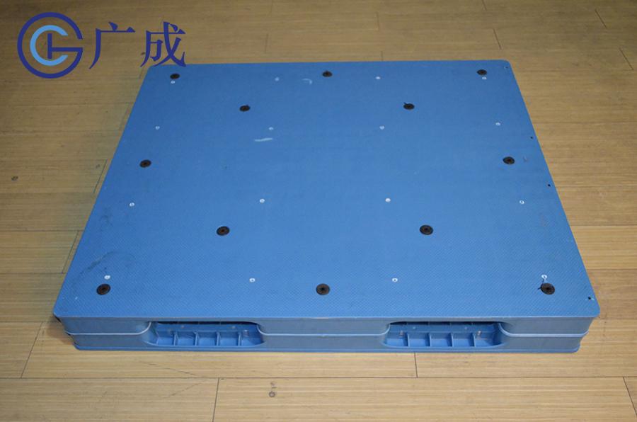 1210平板双面塑料托盘正面