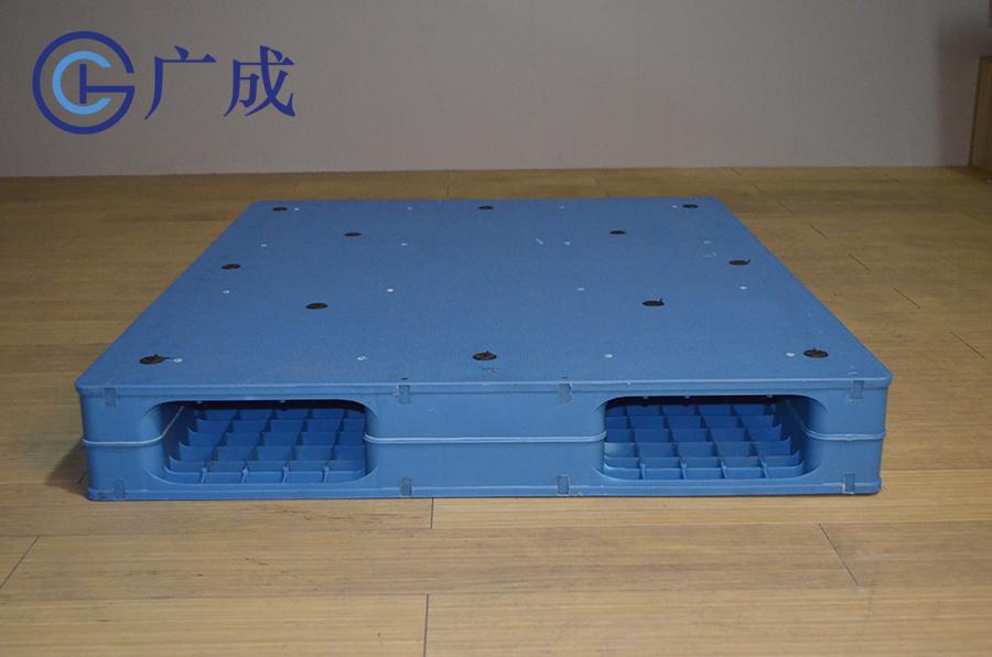 1210平板双面塑料托盘正面印刷区域