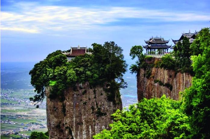 四川绵阳风景图