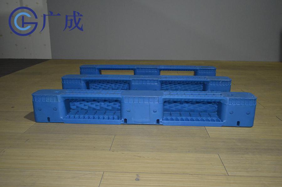 1210F平板川字塑料托盤反面印刷區域