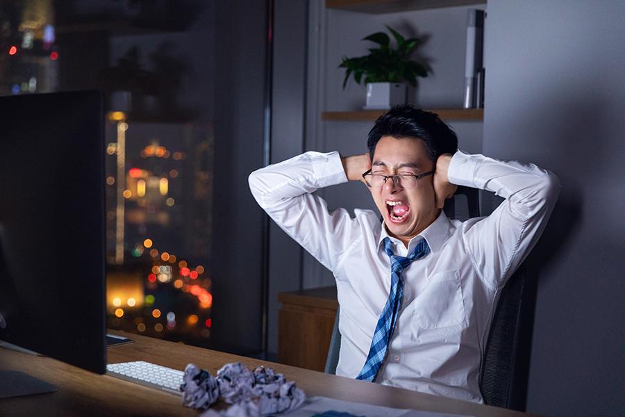 每天忙碌辦公的你,注意到自己的情緒變化嗎?