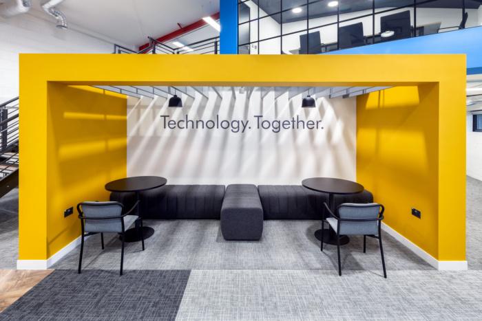 企业在办公室装修设计中的注意事项!