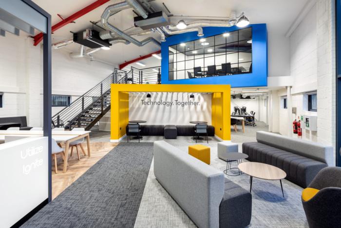 企业办公室装修设计