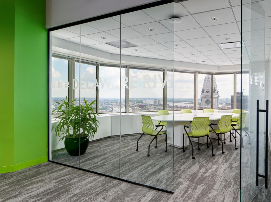 商业办公室设计会议室