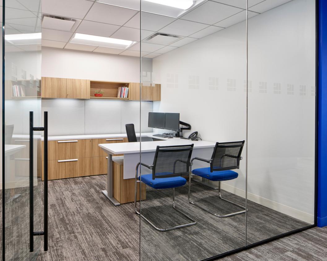 商业办公室设计经理室