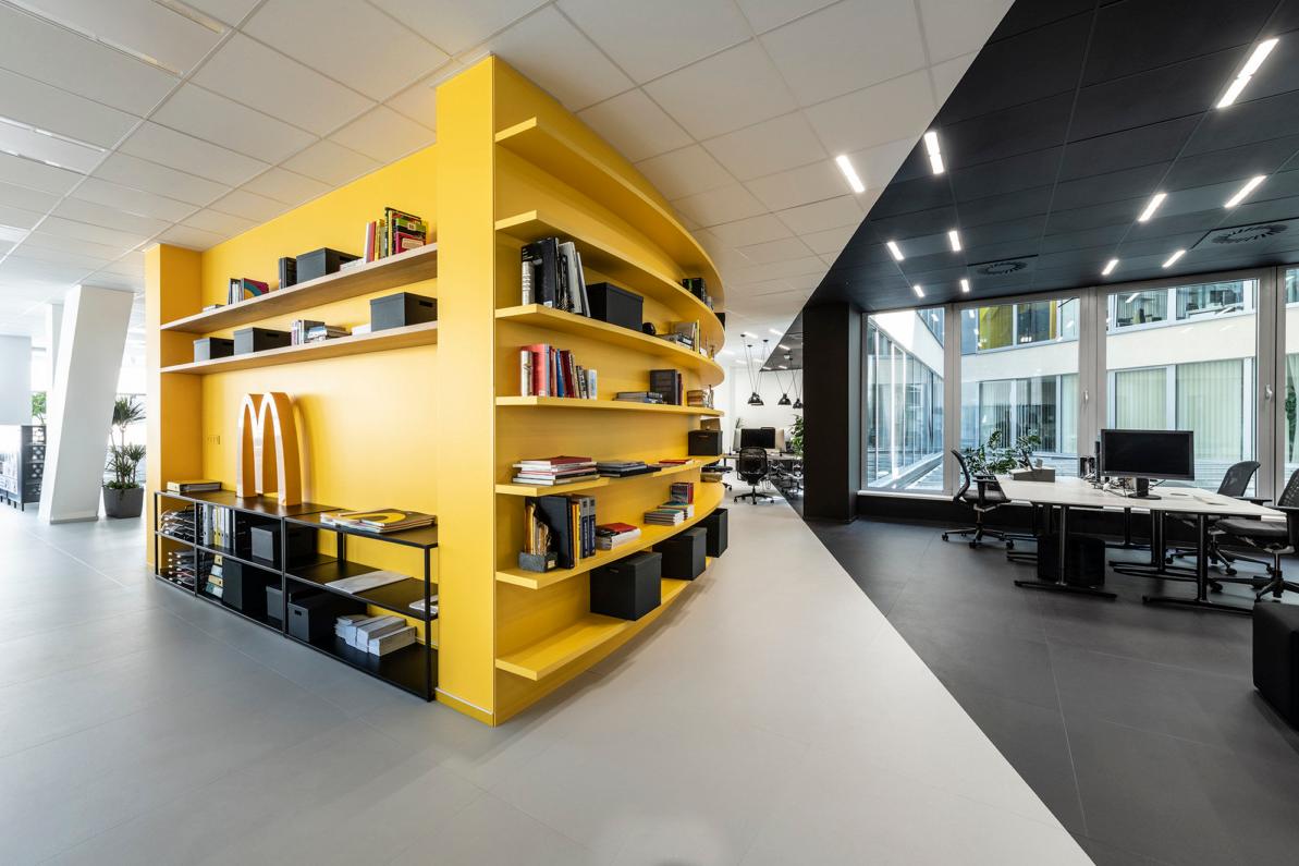 如何设计给员工带来更多的舒适感和归属感的办公室?
