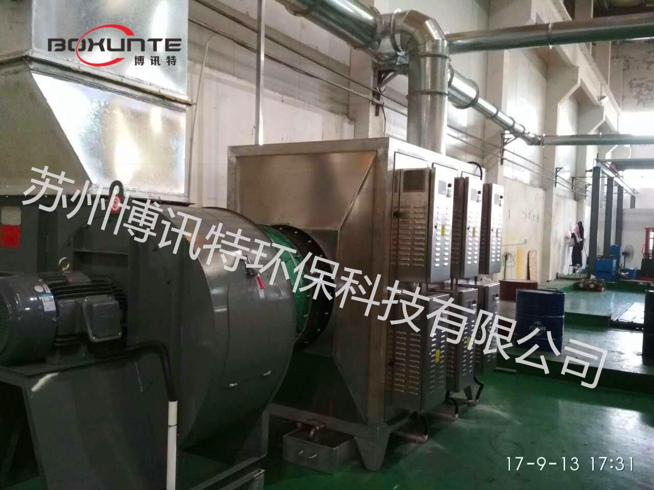 工业废气处理设备在市场上为什么价格不一样?