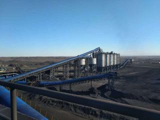 甘肃白银煤矿项目工程案例