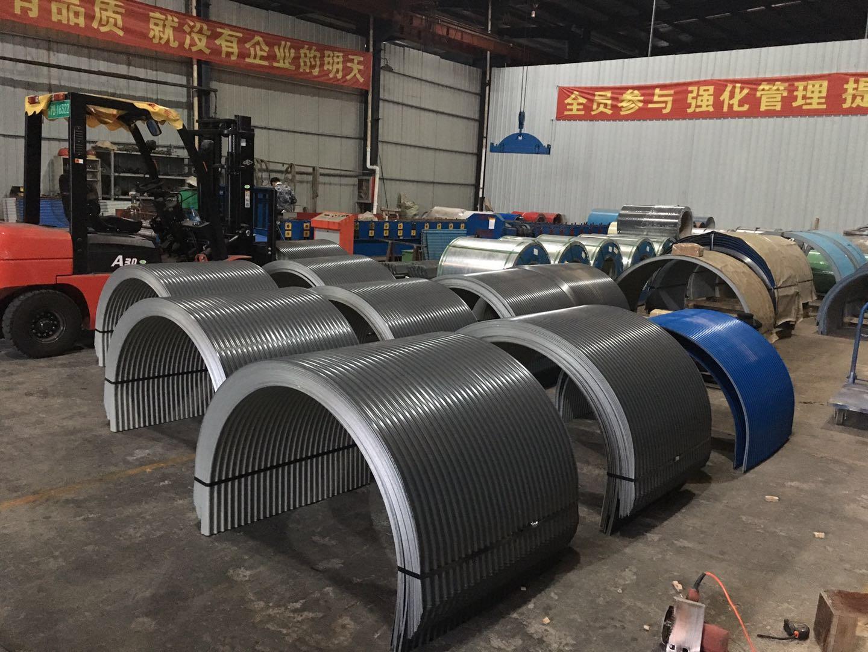 彩钢防雨罩,输送机防雨罩,防雨罩,固定式防雨罩,防雨罩厂家选上海唐亿专注防雨罩15年经验