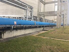 强蛟神华电厂项目工程案例