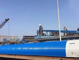 中天钢铁项目工程案例