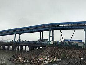 武港码头项目工程案例