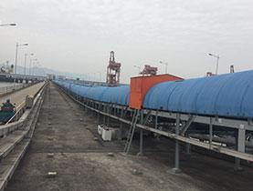 芜湖华能电厂项目工程案例