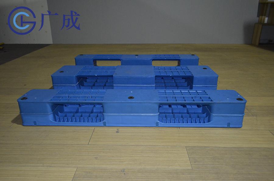 1212平板川字焊接塑料托盤反面印刷區域