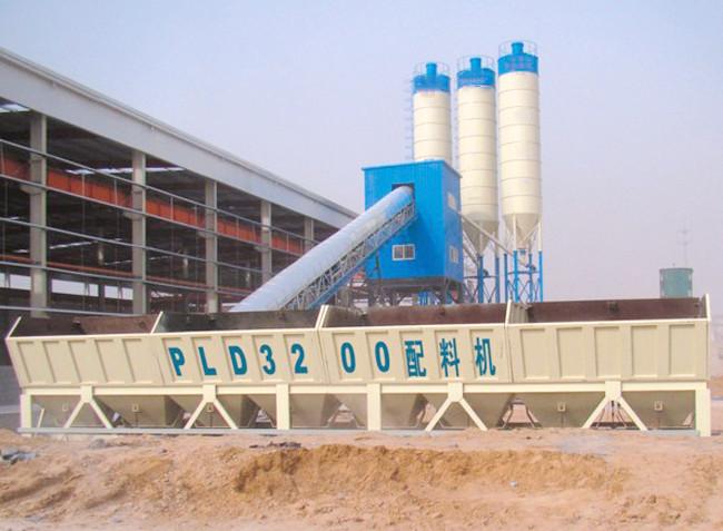 90混凝土搅拌站设备在太原