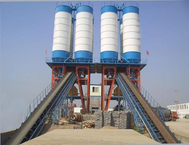 协程双120搅拌楼在北京