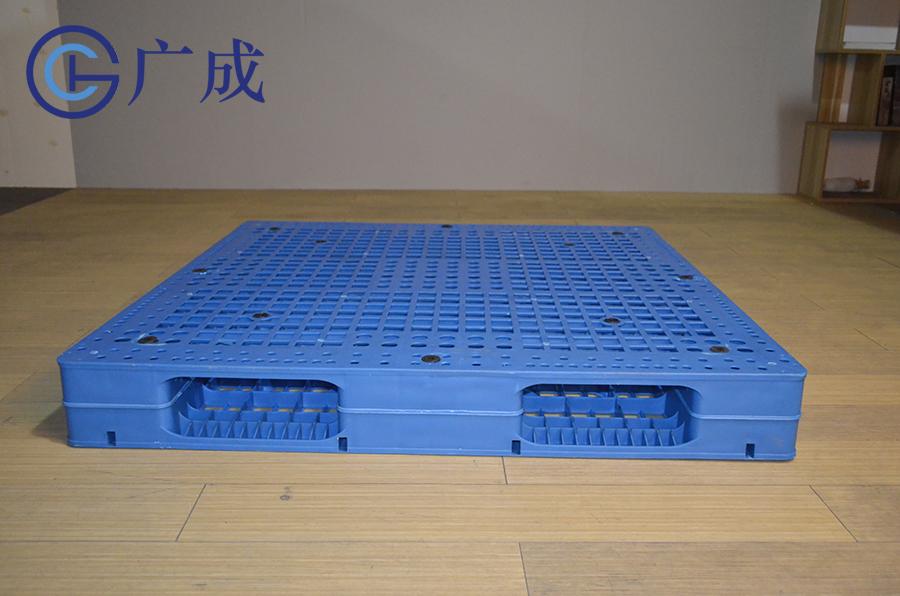 1212网格双面焊接塑料托盘印刷区域