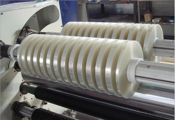 食品包装封口膜分切机