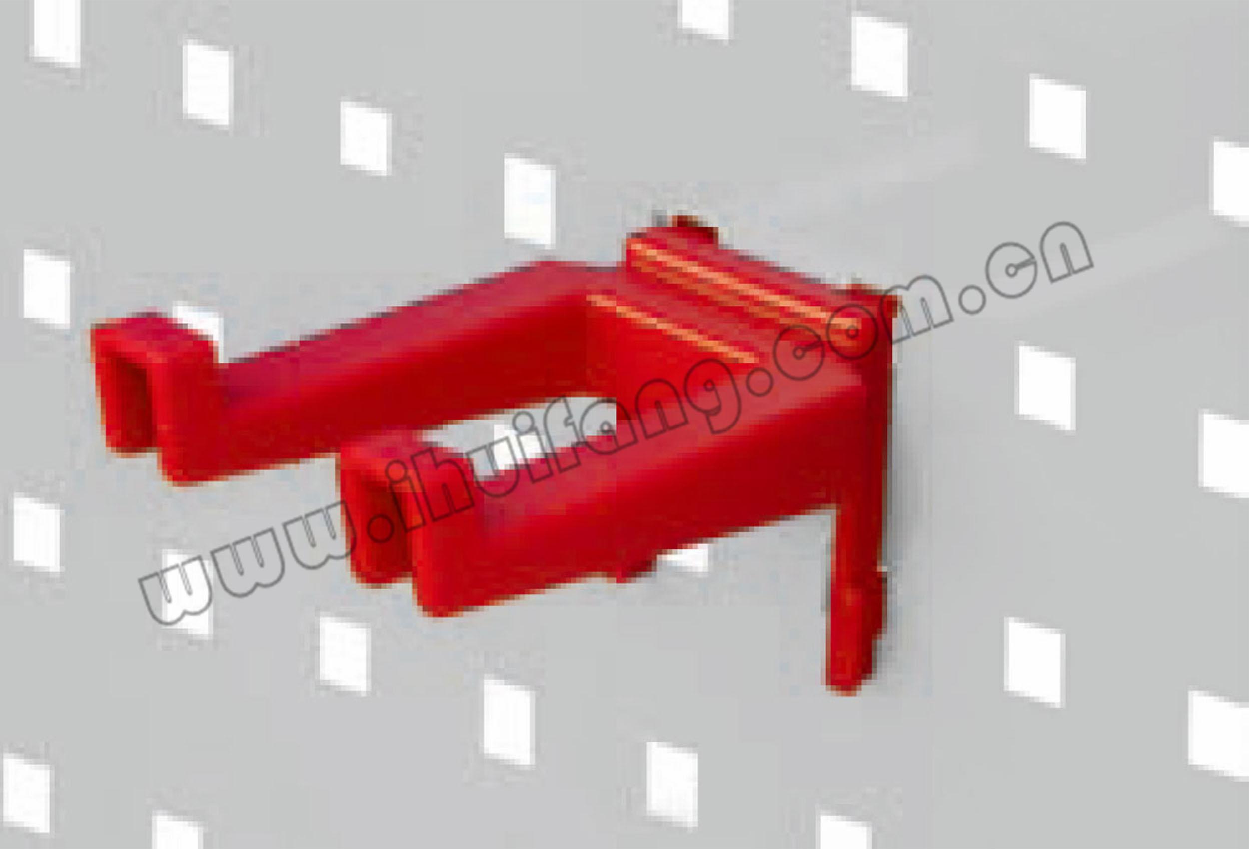 塑料挂钩-大型双钩