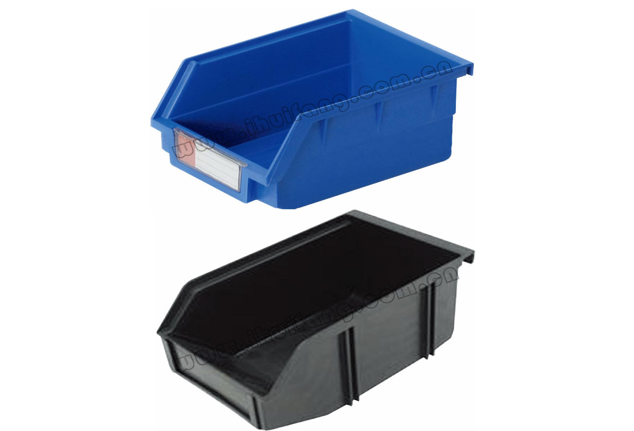 塑料物流容器-背挂式零件盒