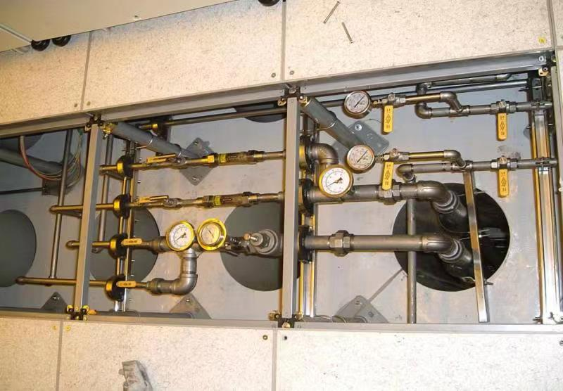 制程冷却水管道安装