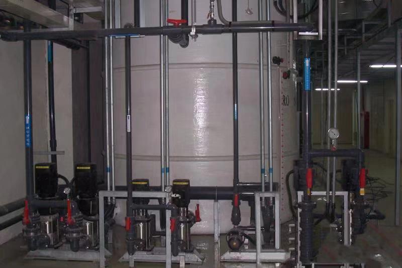 纯水管道施工安装