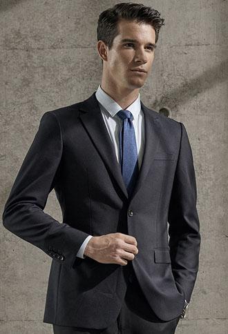 武汉职业装定制厂家解析穿立领衬衫的搭配