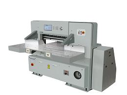 QZYK920DH-10 触摸屏切纸机