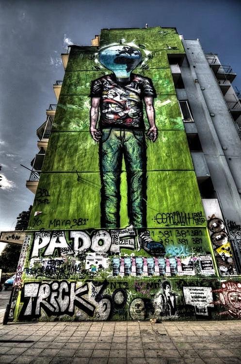 市政彩绘,专业市政彩绘