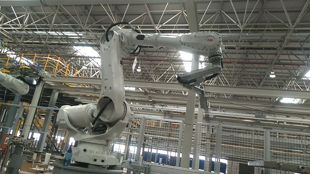 上海移动公司总经理_前后风挡玻璃全自动涂胶工作站_上海易丹电气有限公司